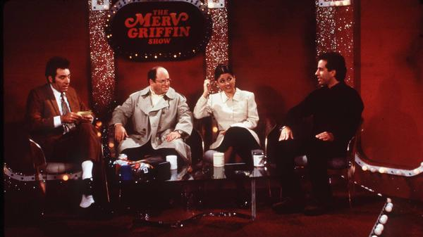 The series finale of the television comedy Seinfeld aired 20 years ago Monday. The '90s TV juggernaut followed the antics of 30-something New Yorkers Jerry, Elaine, George and Kramer.