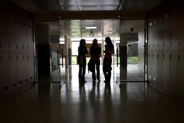 Teens are visiting the hospital with thoughts of suicide more frequently.
