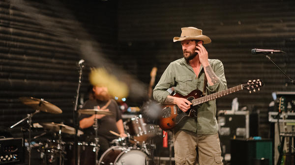 Ray LaMontagne's new album, <em>Part of the Light</em>, comes out Friday.