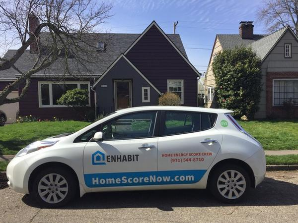 <p>The cost of getting a home energy score ranges from around $150-$250.</p>
