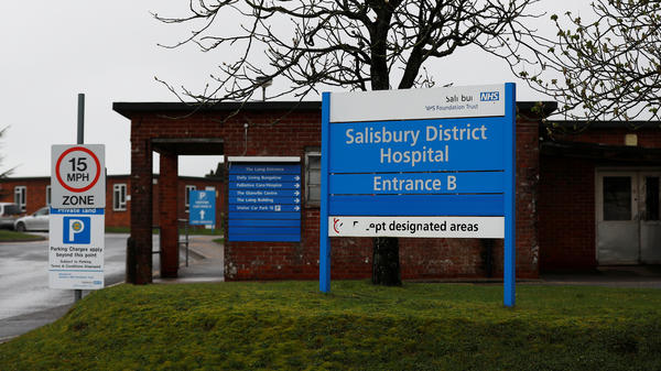 Sergei Skripal has left Salisbury District Hospital, one month after his daughter, Yulia, was also discharged. The pair were found poisoned by an exotic nerve agent in March.
