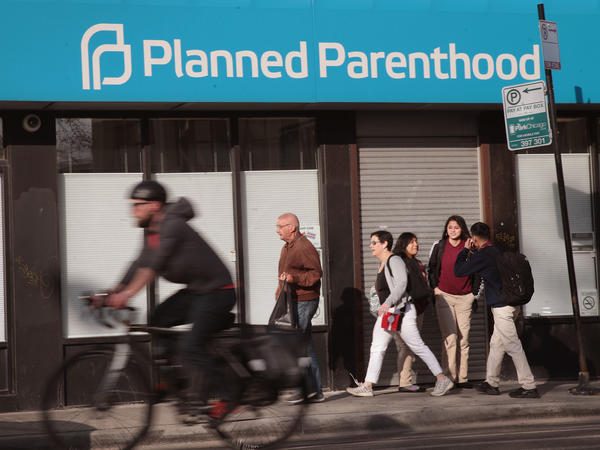 Planned Parenthood's affiliated clinics, like this one in Chicago, provide wellness exams and comprehensive contraceptive services, as well as screenings for cancer and sexually transmitted diseases for both women and men.