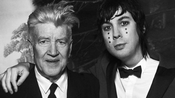David Lynch and Johnny Jewel.