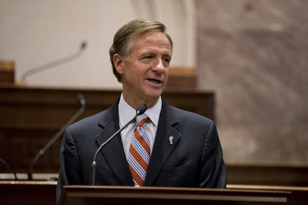 Gov. Bill Haslam says fears have been stoked unnecessarily about the existence of sanctuary cities and the likelihood of widespread deportation.