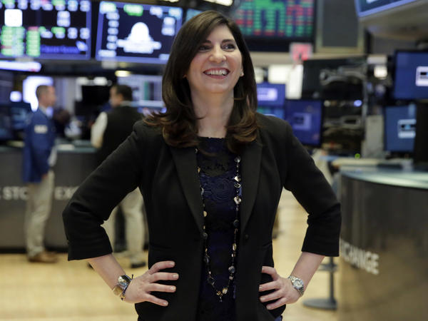 Stacey Cunningham, the current New York Stock Exchange chief operating officer, will become the exchange's 67th president starting Friday. She will be its first female leader in the exchange's 226-year history.