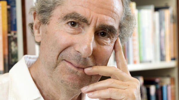 "Philip Roth wrote more than two dozen books over six decades. In his later years, he wrote several short novels about the physical indignities of aging. He told Terry Gross in 2006 that he intended to write for as long as he could: ""You just drop dead at the computer, and they carry you away,"" he said. Roth is shown above in 2008."
