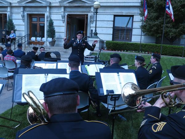 122nd Ohio Army National Guard Band
