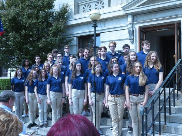 Olentangy High School Choir