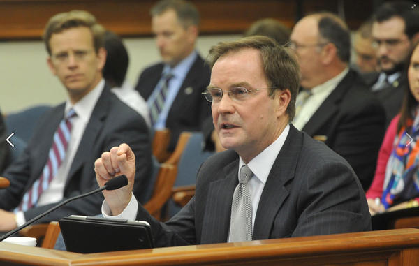 Michigan Attorney General Bill Schuette is vying for the GOP spot in November's gubernatorial election.