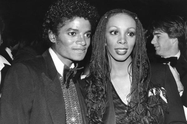 Summer's exuberant dance music and style influenced other pop stars like Michael Jackson (pictured here in 1982), Whitney Houston and Beyonce.