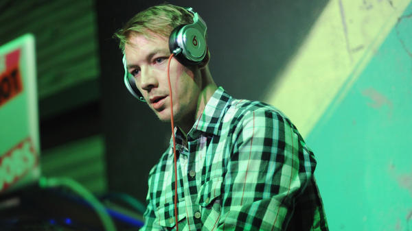 The DJ and producer Diplo, who also records as Major Lazer, has produced songs for M.I.A., Beyonce and Usher.