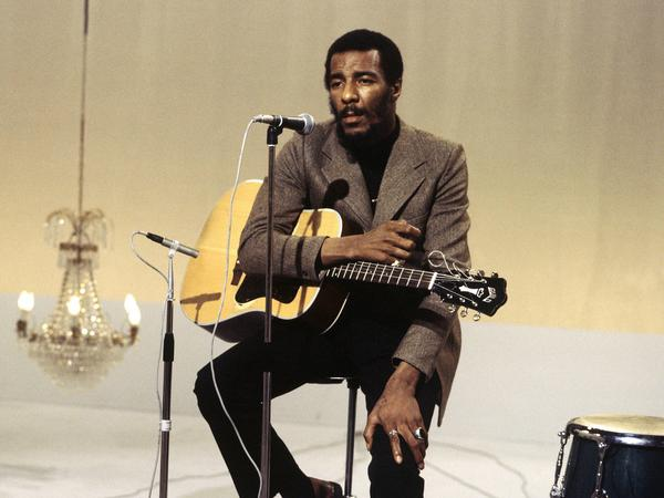 Richie Havens in 1969.