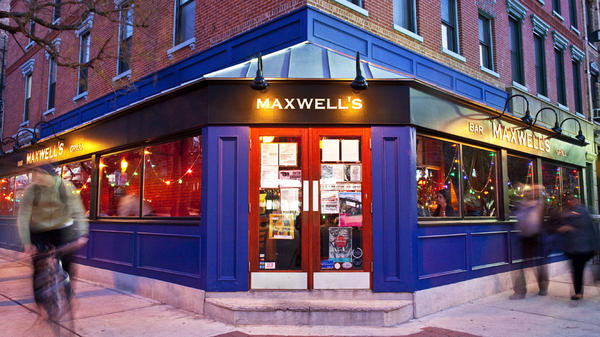 Maxwell's, in Hoboken, N.J., hosted Bruce Springsteen, Nirvana and the Replacements, to name a few.