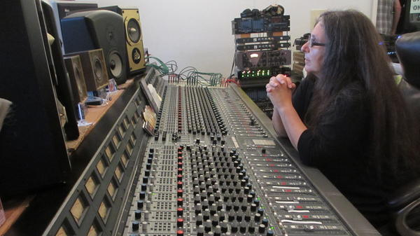 Cookie Marenco, proprietor of Blue Coast Records, records musicians in her home studio in Belmont, Calif., just south of San Francisco. She'll offer the recordings as downloads in the high resolution format of DSD or Direct Stream Digital.