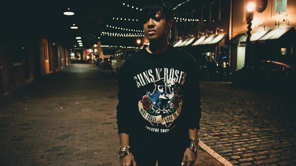 WEAA's <em>Strictly Hip-Hop</em> program is a big fan of North Carolina MC Rapsody.