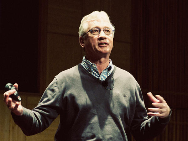 Frans de Waal explains his work regarding morality and animals.