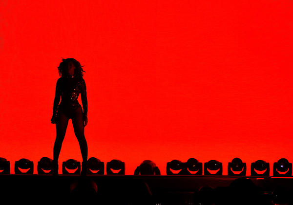 Beyonce's performance during the 2014 MTV Video Music Awards in August included clips of a speech about feminism by author Chimamanda Ngozi Adichie.