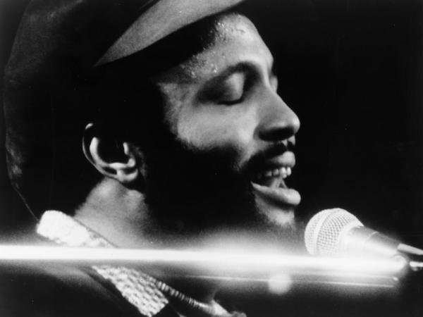 Andraé Crouch in an undated press photo, circa 1970.