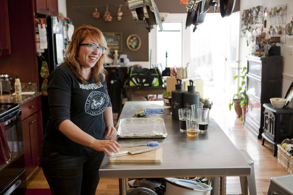 As the owner of a personal chef and catering service, Shirlé Koslowski needs to make tasty food — fast.