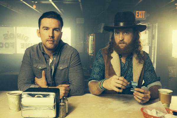 Brothers Osborne's debut album, <em>Pawn Shop</em>, was released in January