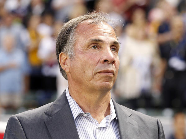 Bruce Arena has been rehired to coach the U.S. Men's Soccer Team. He's previously coached the team from 1998-2006 where he posted a record of 71 wins, 30 losses and 29 draws.