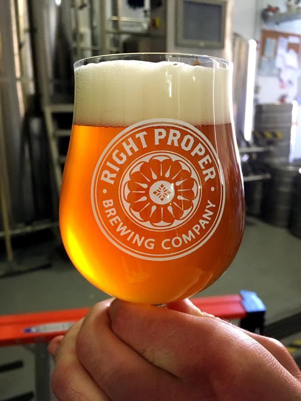 """Soused,"" a Nordic-style IPA inspired by Sunn O))) and Scott Walker's album of the same name, brewed at Right Proper with help from Stone and Pen Druid."
