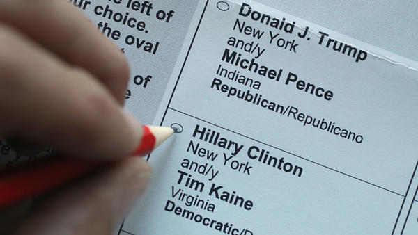 Does the order of names on the ballot make a difference?