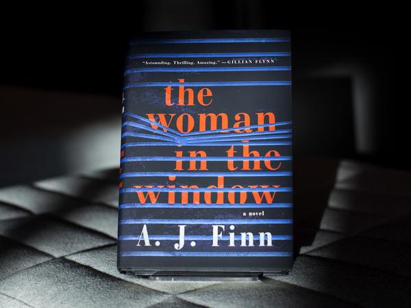 'The Woman in the Window' by A.J. Finn.