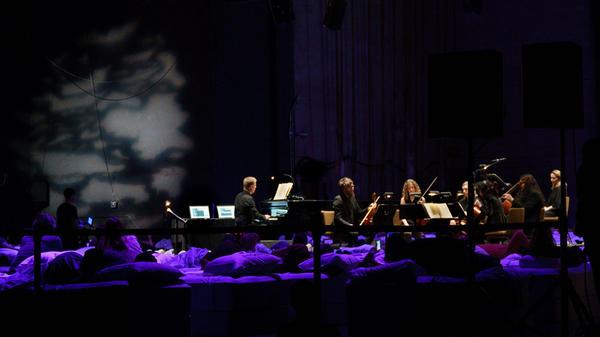 Max Richter's <em>Sleep</em> performed at SXSW.