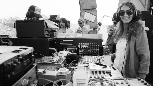Betty Cantor-Jackson worked as the sound engineer for The Grateful Dead on official live and studio albums — and perhaps more importantly, recorded hundreds of reels of prized soundboard tape.