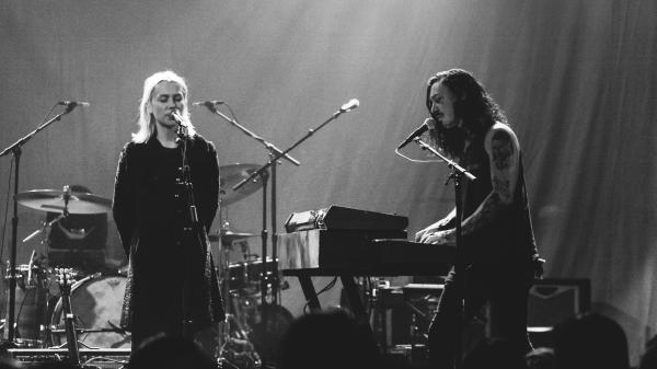 Phoebe Bridgers and Noah Gundersen.