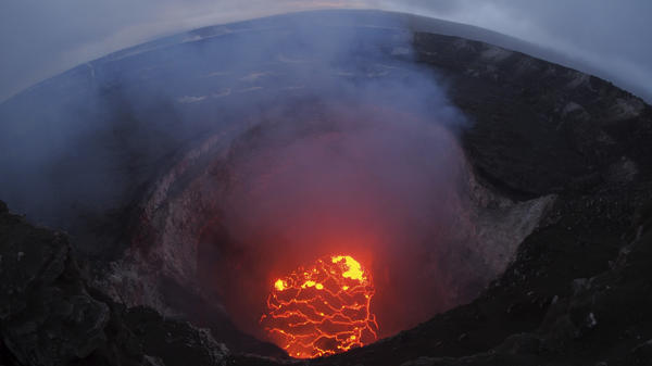 Scientists say the lava from Kilauea's new eruption may continue to flow for months or even years.