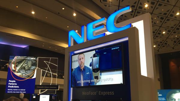 NEC Corporation of America already supplies many American jurisdictions with still photo facial recognition. Now the company says it's getting law enforcement inquiries about its real-time facial recognition.