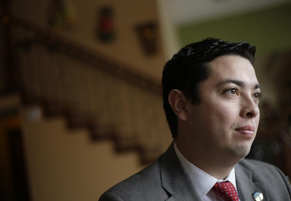 Central Falls, R.I., Mayor James Diossa says he is seeing signs that noncitizens, especially undocumented immigrants, will be undercounted during the 2020 census. Many residents in his city are reluctant to take part in a test run of the head count.