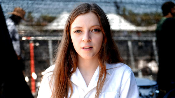 Jade Bird backstage during 2018 Stagecoach Country Music Festival on April 27, 2018 in Indio, Calif.