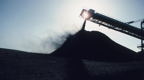 A new study shows that lung function continues to get worse in miners with simple black lung, even after they stop working and they're no longer exposed to the coal mine dust that causes the disease.