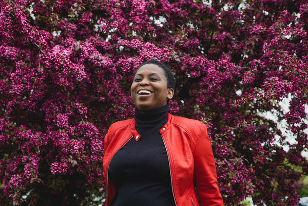 Lola Omolola is the founder of FIN, a private Facebook group with nearly 1.7 million members that has become a support network for women around the globe.