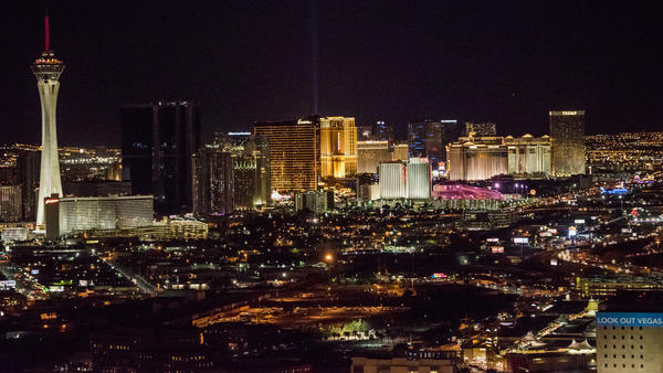 Some 50,000 hospitality workers could walk off the job as early as next month, potentially jeopardizing the Las Vegas tourist industry.