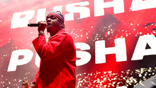 """We made the soundtrack for those who are the purist in everybody,"" Pusha says."