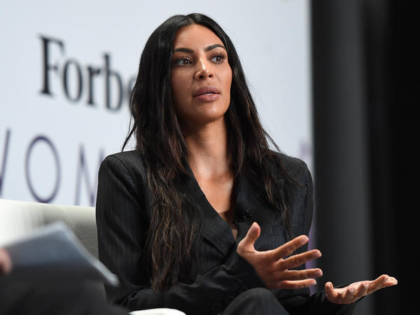 Kim Kardashian West, seen here at the 2017 Forbes Women's Summit at Spring Studios in New York City on on June 13, 2017, has taken up the cause of a potential pardon for Alice Marie Johnson, a great-grandmother who has spent more than two decades in federal prison.