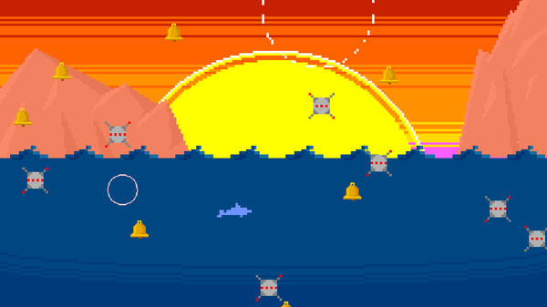"Air-Sea Dolphin's new single, ""Bells,"" is a <a href=""https://scratch.mit.edu/projects/224617953/"" target=""_blank"">playable video game</a> made from MIT's Scratch software."