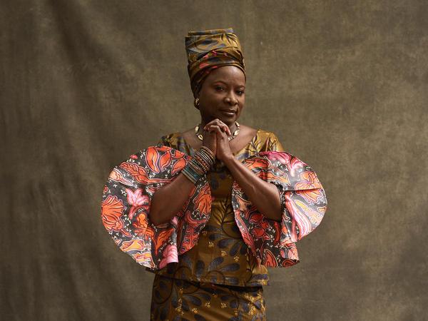 Angelique Kidjo's <em>Remain in Light</em> comes out June 8.