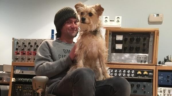 Conor Oberst plays dog's best friend.