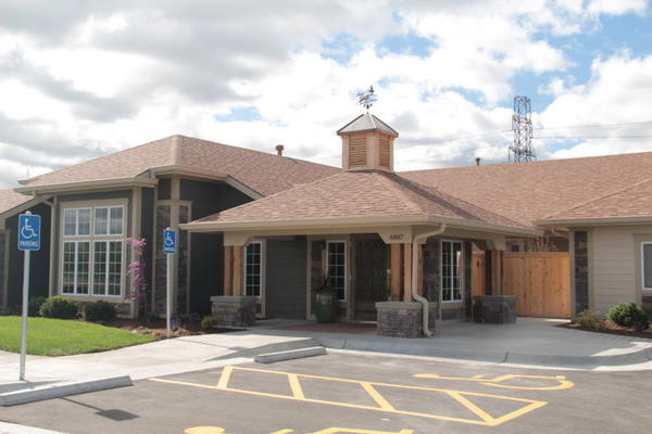 Founders Crest is one of several homes operated by Comfort Care Homes that provides Alzheimer's care. Gov. Jeff Colyer is expected to sign an executive order there creating a state plan to deal with Alzheimer's.