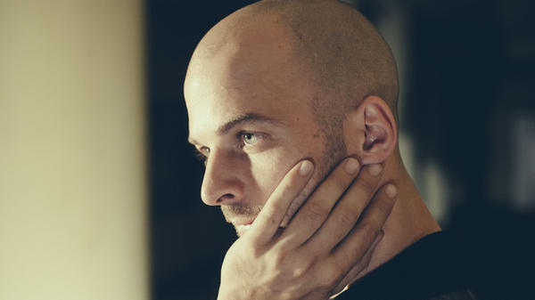 The composer Nils Frahm, who released a short suite of quiet songs called <em>Encore 1</em> on June 1, 2018.