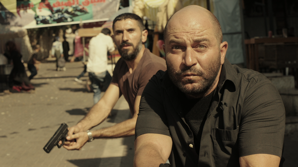Former IDF undercover agent Lior Raz (right) is co-creator and star of the Israeli TV drama <em>Fauda</em>, which has produced a second season now available on Netflix.