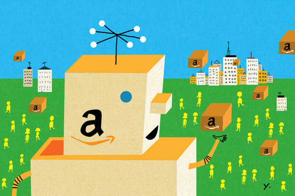 Close to two-thirds of Americans say they've bought something on Amazon, according to a new NPR/Marist poll. That's more than 90 percent of America's online shoppers.