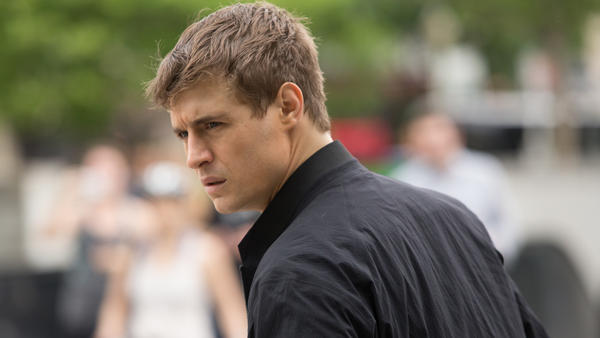 CIA analyst Joe Turner (played by Max Irons) struggles to figure out who to trust and who wants him dead in <em>Condor</em>, a new series on AT&T's Audience Network.