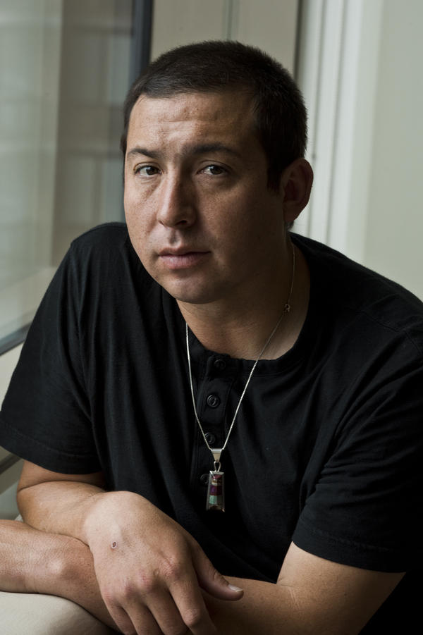 "Orange knows that if his book does well, it will help other Native American writers get deals in the future. He says, ""I just want to help keep the momentum going and help usher in more voices."""