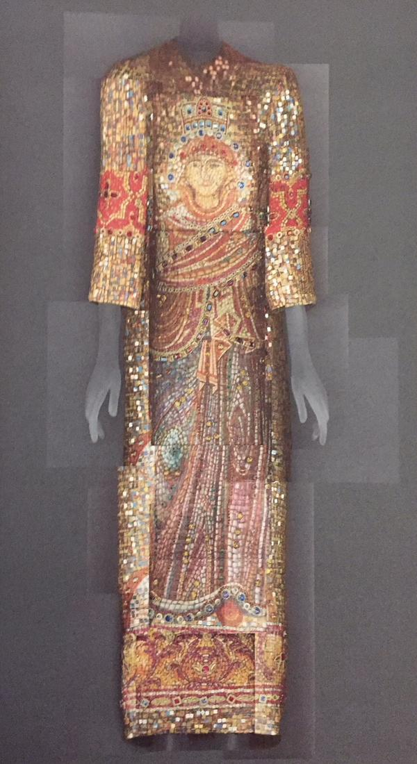 Dolce & Gabana, evening dress, autumn wear, 2013